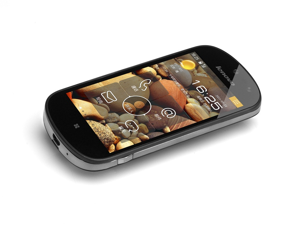 Lenovo S2 Android Smartphone unveiled at CES 2012