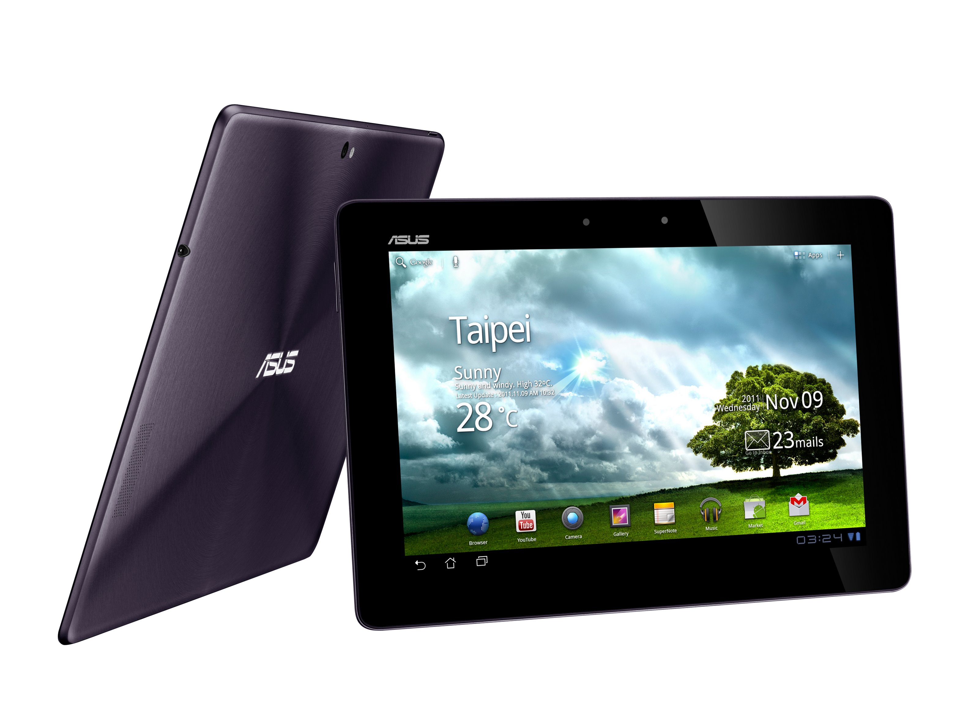 Asus Transformer Prime tablet arrives India at Rs.49999