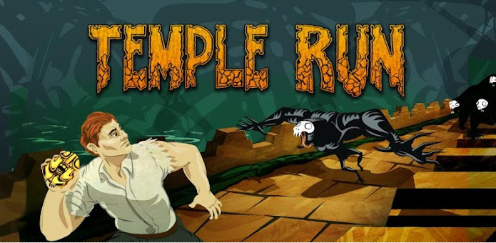 Temple Run for Android now available for download from Google Play