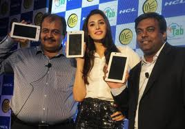 HCL launches MyEduTab and ME U1 Android ICS 4.0 based tablets in India