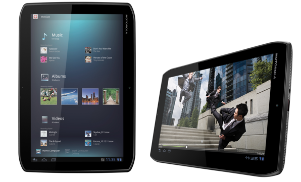 3G variants for Motorola XOOM 2 and Motorola XOOM 2 Media Edition launched in the UK