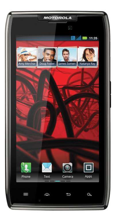 Motorola RAZR MAXX available for order in the UK with Clove Technology