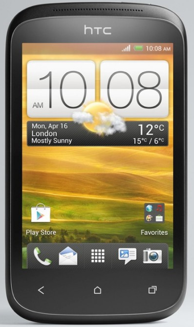 HTC Desire C available in the UK with Clove Technology