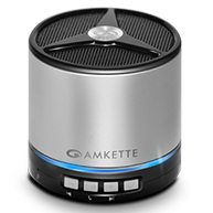 Amkette TruBeats Metal Wireless Speaker