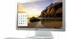 LG Chromebase AIO PC