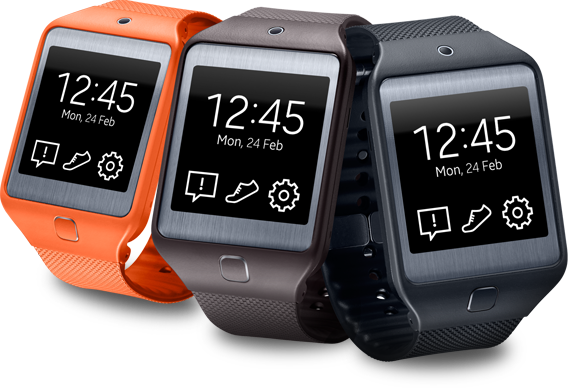 Samsung Wearable Portfolio
